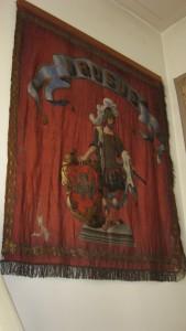 Patriotten vaandel uit Doesburg.